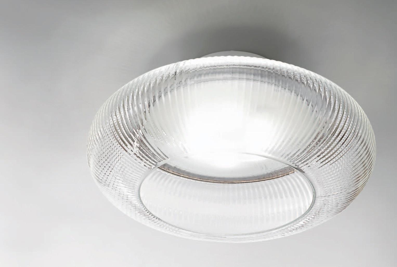 Plafoniere In Cristallo : Cannettata de majo lampade moderne in cristallo crazyforlight.it