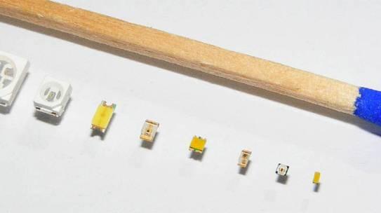 Tipologie di LED: Cosa troviamo in commercio?